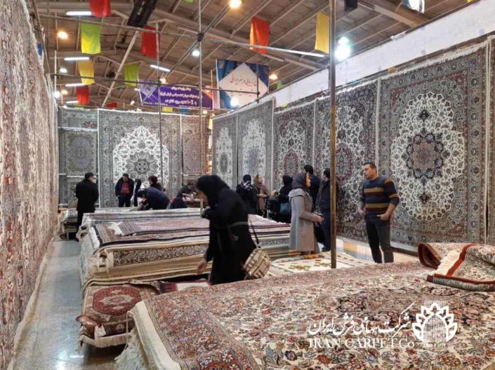 دوازدهمین نمایشگاه فرش دستباف و تابلو فرش اراک