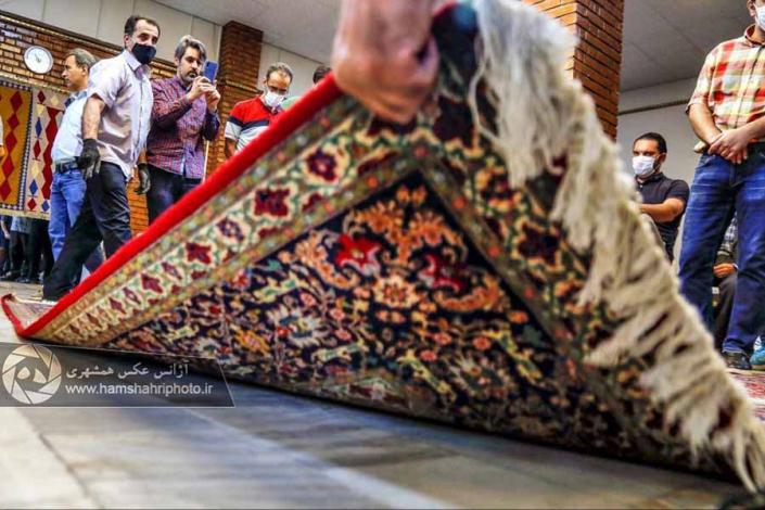 حراج فرش دستباف