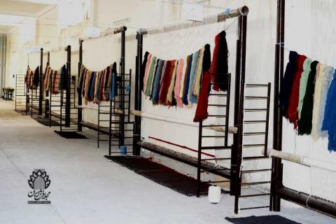 همکاری شرکت سهامی فرش ایران با سازمان زندانها