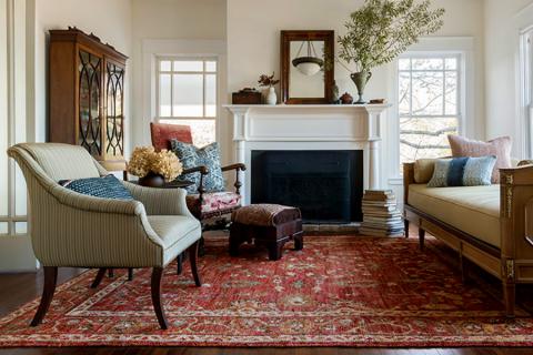 فرش مناسب آشپزخانه، پذیرایی و اتاق خواب را چگونه انتخاب کنیم؟
